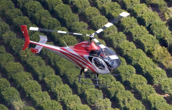 aerial video bakersfield